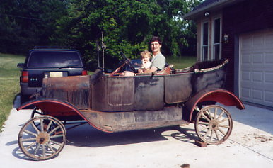 Model T Before