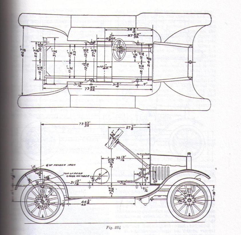 Model T Ford Forum TT Chassis