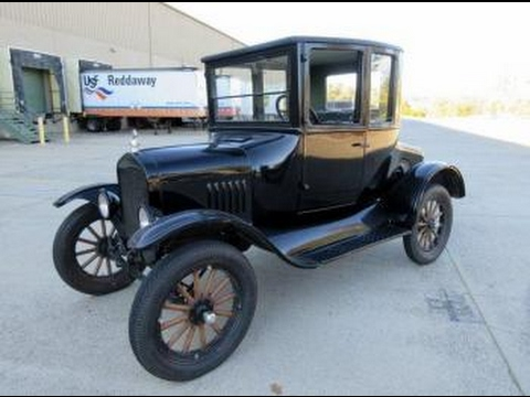 26 model t coupe