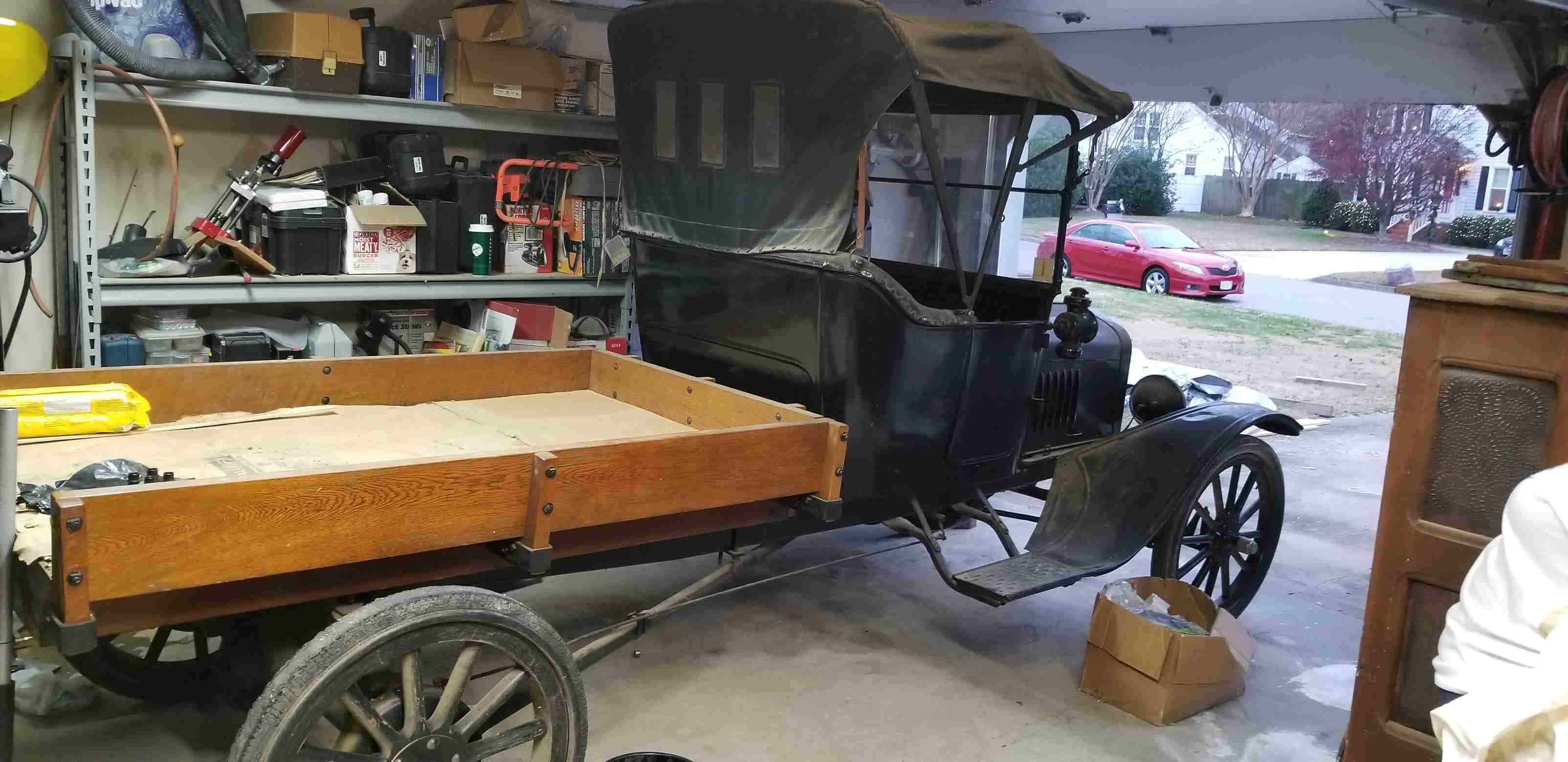 1919 TT TRUCK
