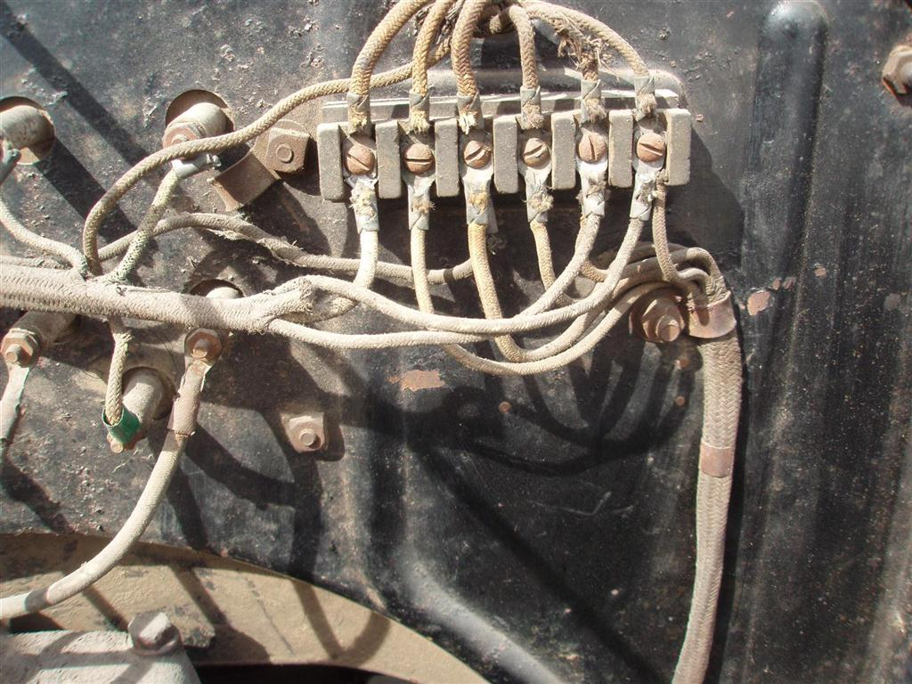 Model T Ford Forum Wiring Harness Routing On Firewall And Pictures Spark Plug Wire