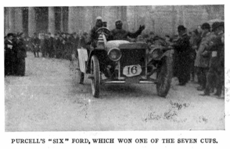 Model T Ford Forum: OT- Fords placing in racing contests (1907-08) Models K  and N