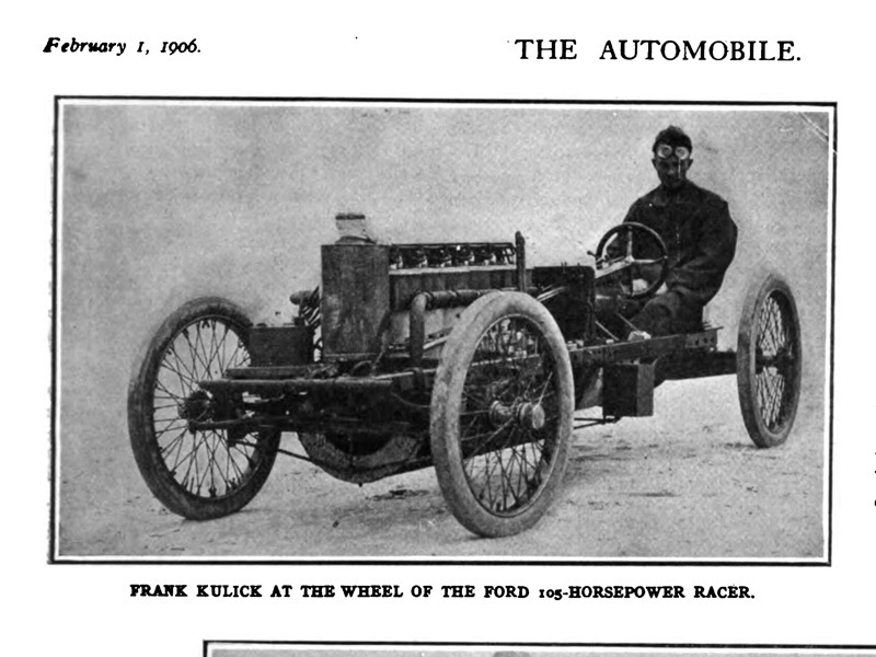 Model T Ford Forum: Ford racing