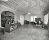 1920s Dealer Show Room/ Parts Dept