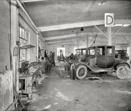 1920s Dealer Workshop