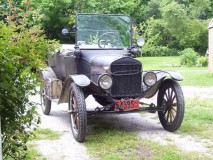 OUR 1922 TOURING