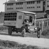 Bus - New public school bus service 1925 (1)