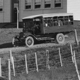 Bus - New public school bus service 1925 (3)